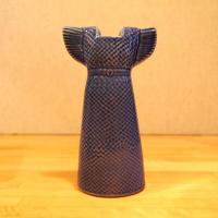 Lisa Larson / リサ・ラーソン フラワーベース / 花器 ワードローブシリーズ ドレス〈ブルー〉