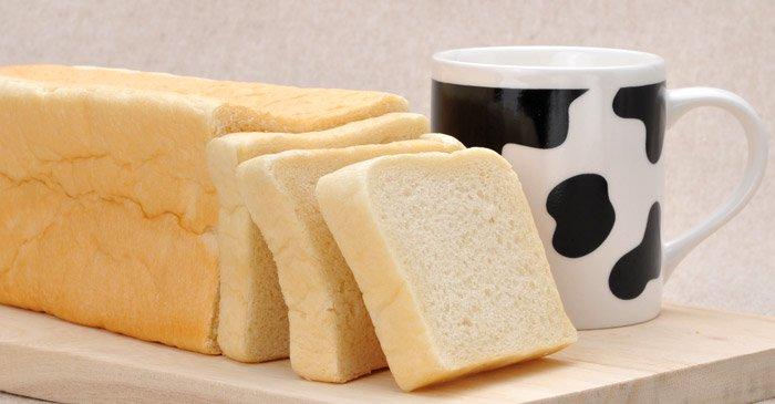 北海道牛乳100%パン 画像3