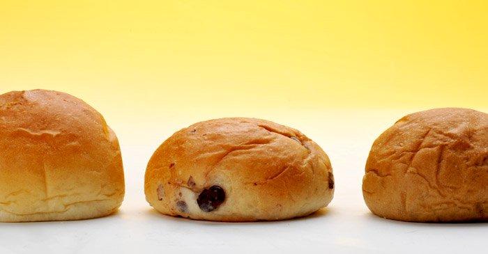 北海道牛乳100%ロールパン 画像2