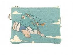 コインケース bluebear by misato.