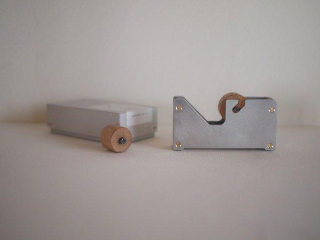 マスキングテープカッター アルミ