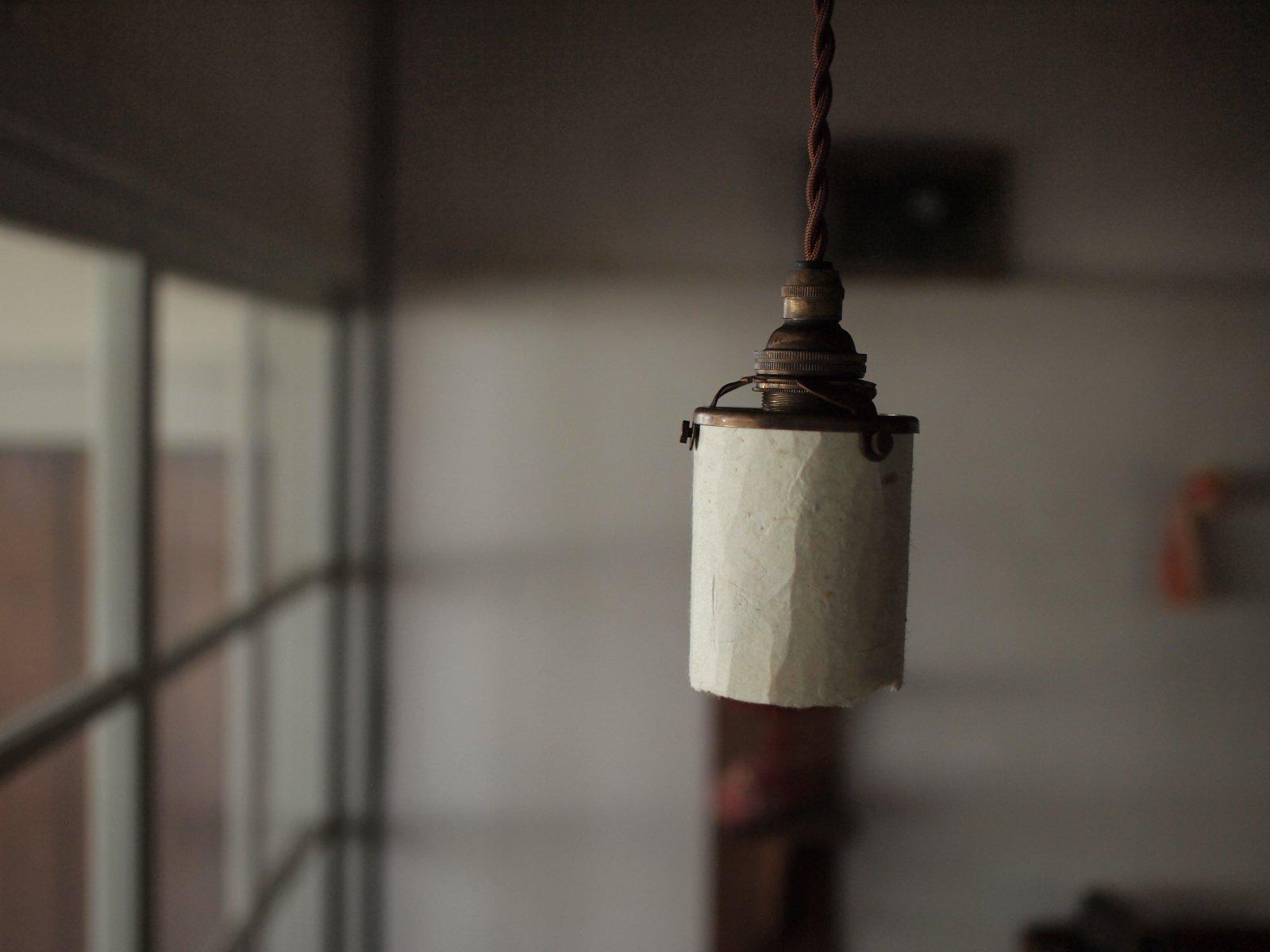 TUTU ランプ 手すき和紙