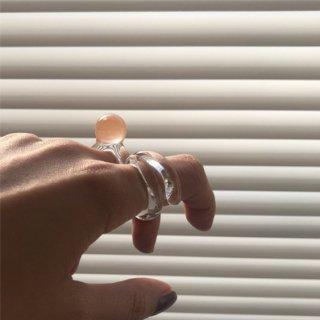 【再入荷】再入荷 glass ring C