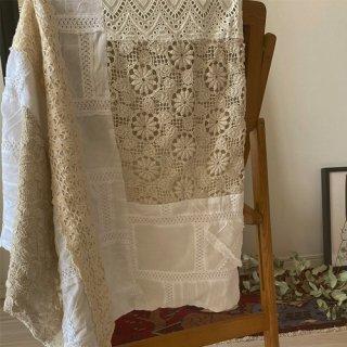 Vintage lace furoshiki