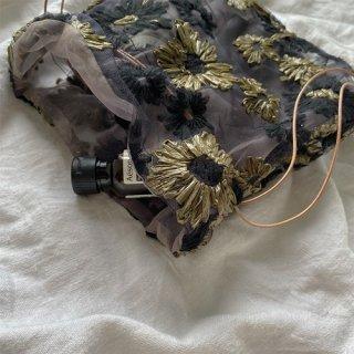 flower tulle bag