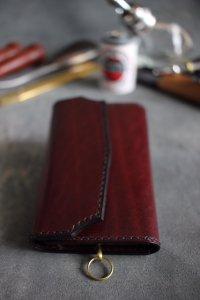 【6T】Leather Key Case