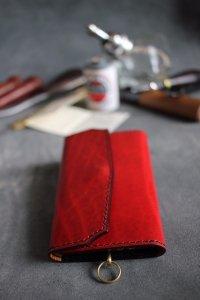【6T】Leather Key Case