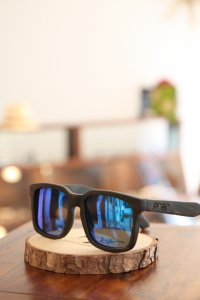 【proof】 FEDERAL -BLACK MAPLE SKY MIRRORED POLARIZED-