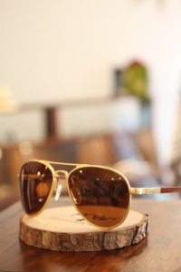 【proof】 EAGLE -GOLD BROWN POLARIZED-