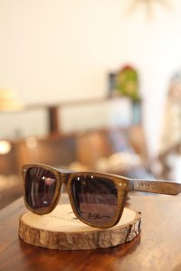 【proof】 ONTARIO -STAINED BAMBOO GRAY POLARIZED-