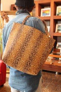 【EIICHI.NODA】  Leather Bag