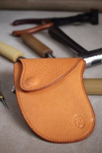 【6T】Leather Wave Wallet