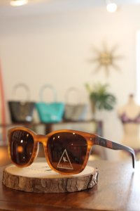【proof】 SCOUT -MATTE CARAMEL BROWN POLARIZED-