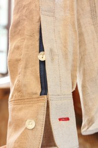 【DESLIE】LINEN SHIRTS men's