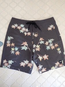 【BANKS JOURNAL 】ECO BOARDSHORTS
