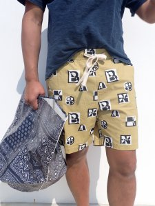 【BANKS JOURNAL 】ALPHA BOARDSHORTS