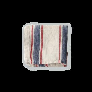 【Lino e Lina】Handkerchief  Lignes ドゥ