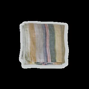 【Lino e Lina】Handkerchief  Reve グリーン