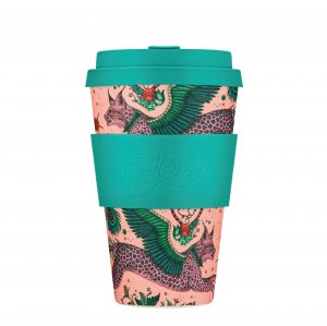 【Ecoffee Cup】Lynx