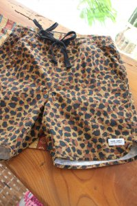 【BANKS JOURNAL】SAFARI BOARDSHORTS