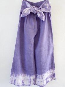 Linen Ribbon Pants