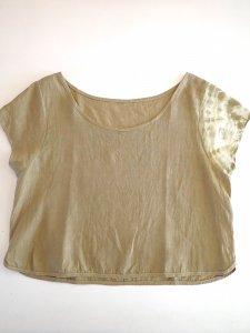 2way Linen Top