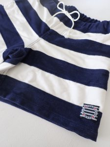 【CSAW 】LOTUS BORDER NAVY×WHITE