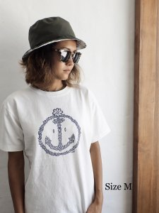 【miga】Happy Anchor Tee