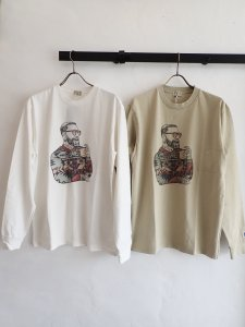 【TES】MALIBU STAR NAVAHO LONG SLEEVE T-SHIRT