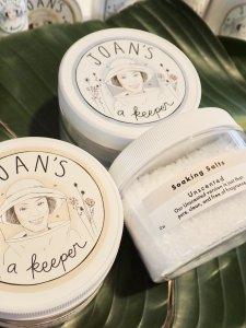 【JOAN'S A KEEPER】Soaking Salts