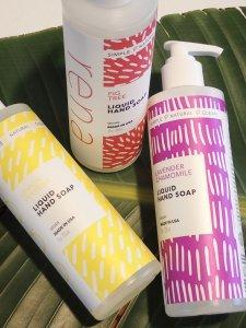 【RENA naturals】Liquid Hand Soap