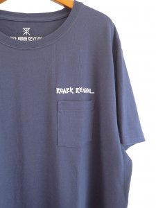 【ROARK】KANG-FU DUB 9.3oz H/W POCKET TEE