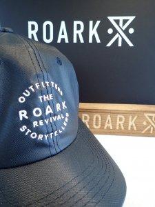 【ROARK】STORYTELLERS NYLON 6PANEL CAP