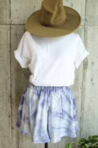 【I am...】Cotton Short Relax Pants