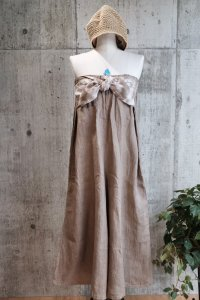 【I am...】Linen Ribbon All in One