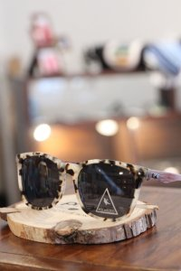 【proof】 SCOUT -WHITE TORTOISE POLARIZED-