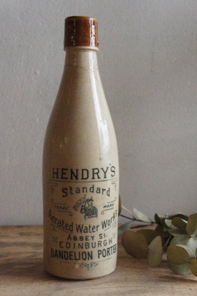 ジンジャービールボトル(p-197)