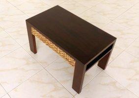 ミニマリストなデザインが魅力的なローテーブル【CC-WLT-03】