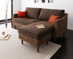 1台で4通りのレイアウトパターン!カウチソファスタイル【parama-couchsofa】