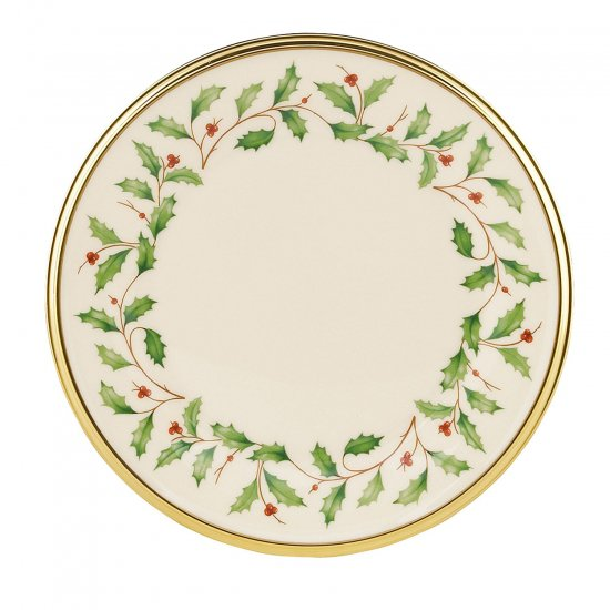 Lenox レノックス ホリデー ブレット&バタープレート Holiday Bread & Butter Plate
