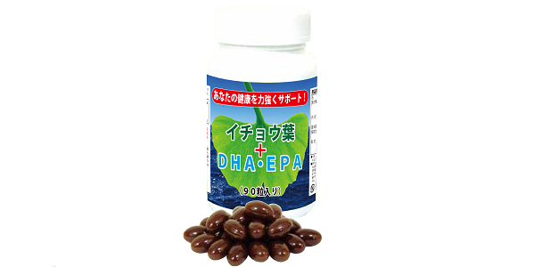 イチョウ葉+DHA・EPA