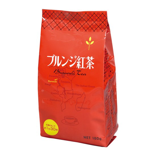 紅茶ブルンジ