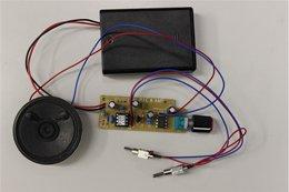【完成品】2和音 PICオルゴールキット・ボリューム調整機能付き