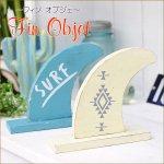 フィンオブジェ オブジェ 飾り サーフボード フィンの画像