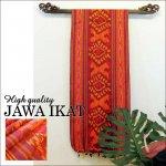 イカット ジャワイカット  ハイクオリティー 002 布織物 バリ インドネシアの画像