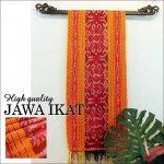 イカット ジャワイカット  ハイクオリティー 005 布織物 バリ インドネシアの画像