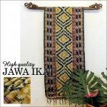 イカット ジャワイカット  ハイクオリティー 008 布織物 バリ インドネシアの画像