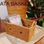 アタ CDボックス ハンドルM アジアン雑貨 バリ雑貨 の画像