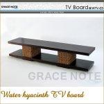 グレイスノート ウォーターヒヤシンス テレビボードの画像