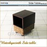 グレイスノート ウォーターヒヤシンス サイドテーブルの画像